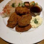 飯田橋でカキフライ食べ放題ランチ!追加で頼んでも揚げたて!