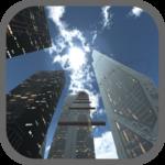VRゴーグルでスマホアプリをやってみる。上から落下する感じがヤバい!
