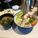 YBP(横浜ビジネスパーク)で「けんめり」さんでランチを食らう。天王町駅から程近く。