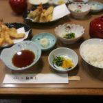 新宿で天ぷらを食べるなら絶対「船橋屋」。おススメは宝!